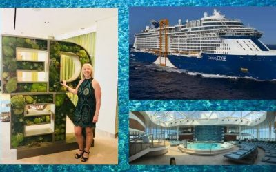 Review of the New Celebrity Edge Ship