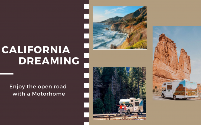 Are you California Dreaming?